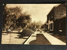 RP Vintage Postcard - #6 Unknown House And Garden View