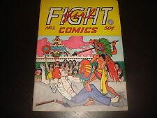 GIRL FIGHT COMICS #2  Trina Robbins Underground Comix Print Mint 1974 VF-