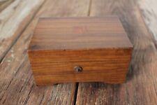 Vintage Thorens Music Box - Two Songs