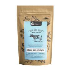 Nutra Organics Beef Bone Broth Soup Powder | Hearty Original 100g