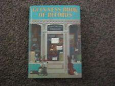 guinness book of records 1972 original edition
