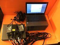 """Lot Of(10) Acer Chromebook C720-2844 11.6"""" Celeron 2957U@ 1.4Ghz 4GB 16Gb WiFi"""