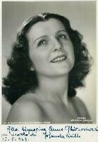 Opera - Autografo del soprano Iolanda Cirillo