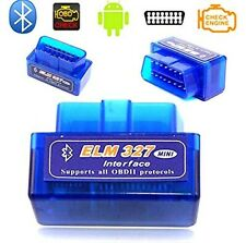 Super Mini OBD2 ELM327 V2.1 Bluetooth Car Scanner Android BMW AUDI MERCEDES