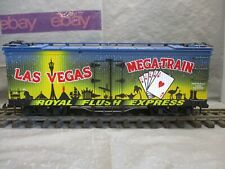 USA Trains G Scale Las Vegas Mega Train Reefer
