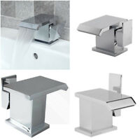 Niagra Elsden 9050 Waterfall Bathroom Basin Mixer Tap With Waste 0.2 Bar Brass