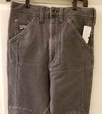 G-Star Raw Stretch Balance Sweat Jeans Night/Grey Mens Size UK W26 L32 *REF28-01