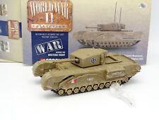 Corgi Militar Ejército 1/43 Tanque Tank (Tanque) Churchill MKIII Canadian Army