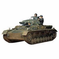 35096 Tamiya German Pzkpw Iv Ausf. D 1/35th Plastic Kit Military Model Tank 1/35