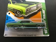 '65 CHEVY MALIBU  Hot Wheels 2012 TREASURE HUNT (10 of 15)