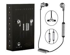 Paww DualSound Wireless In Ear Headphones | Premium Bluetooth 4.1 Memory Foam