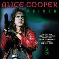 """ALICE COOPER """"POISON"""" 2 CD NEUWARE"""