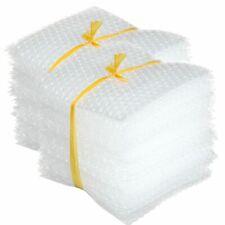 White Bubble Bag Stoßfest Paket Schutzfolie (Wrap) Taschen für Schaumpackungen