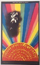 1968 Grande Ballroom Detroit Postcard Buddy Guy Blues Band 1/12-13/1968