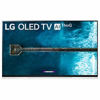 "LG OLED55E9PUA 55"" E9 4K HDR OLED Glass Smart TV w/ AI ThinQ (2019 Model)"