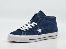 Converse All Star Pro Leather Sneaker Leder Blau Schuhe Turnschuhe Herren Damen