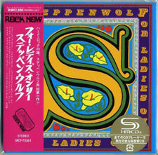 STEPPENWOLF-FOR LADIES ONLY-JAPAN MINI LP SHM-CD G00