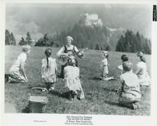 JULIE ANDREWS THE SOUND OF MUSIC 1965 VINTAGE PHOTO ORIGINAL #19