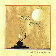 Reiki Offering by Nadama/Shastro (CD, Jul-2004, Malimba Records)