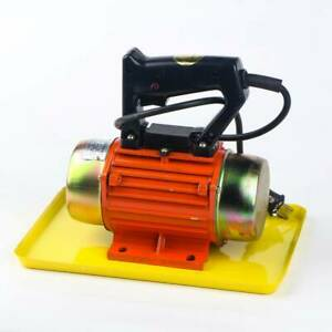 Concrete Vibrator New 220V 250W Hand-held Cement Vibrating Troweling