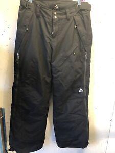 NIKE ACG Mountain Fit Storm Gore-Tex snowboard ski pants Women's MEDIUM black