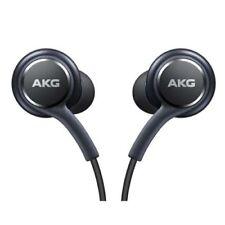 Écouteurs noirs AKG avec fil
