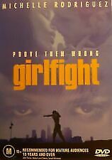 Girlfight Dvd Michelle Rodriguez Region 4 2000 Free Post In Australia vgc t92