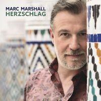 MARC MARSHALL - HERZSCHLAG   CD NEW