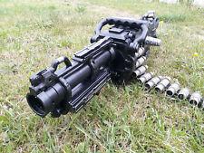 Nerf Havok custom painted cosplay Gatling gun realistic prop larp