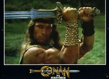 Conan der Zerstörer ORIG AH-Foto Arnold Schwarzenegger
