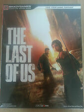 PS3 The Last of Us - Das offizielle Lösungsbuch German  NEW