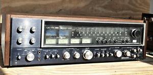 sansui qrx-999 2/4 channel receiver very rare parts/repair