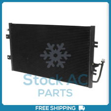 Brand New A/C Condenser for Chevrolet Astro / GMC Safari 1995-05 - 52456513 QA