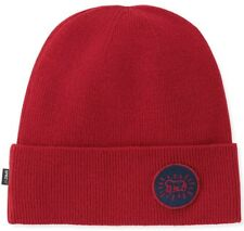 KEITH HARING x UNIQLO 'Radiant Baby' Knit Beanie / Cap / Hat SPRZ NY Red **NWT**