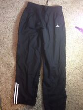 Women's Addidas black Gym Running pants sz Small or Medium see dimensions Kedx