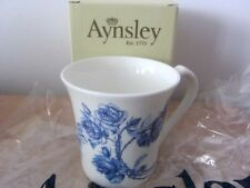 Aynsley Elizabeth Rose York Mug - Made in England