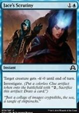 Jace's Scrutiny NM X4 Shadows Over Innistrad MTG Blue Common
