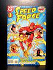 COMICS: DC: Speed Force #1 (1997), 1st Coblat Blue app - RARE (flash)