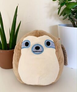 "BNWT Simon the Sloth Squishmallow Toy 7"" 18cm"