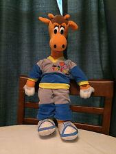 """Vintage Toys R Us Geoffrey Giraffe Plush Stuffed I'm A Toys R Us Kid Outfit 20"""""""