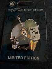 Disney Halloween 2019 Nightmare Before Christmas Mayor Pin New LE 5000