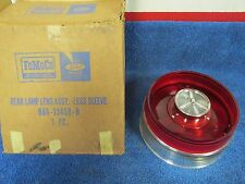 1958-59 FORD THUNDERBIRD TAIL LIGHT WITH REVERSE LIGHT AND RETAINER RING NOS 416