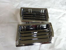 HONDA GOLDWING GL1500 1988 THRU 2000 CHROME PLATED LOWER AIR VENTS  52-552