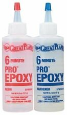 Pro Epoxy 6-Minute Formula 9 oz by Great Planes GPMR6045