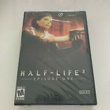 Half-Life 2: Episode One Retail Box (PC, 2006) NEW IN BOX