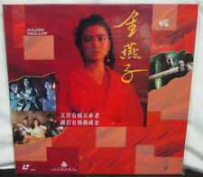 GOLDEN SWALLOW - 1987 - Hong Kong Fantasy Film - Laserdisc