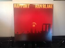 RAN BLAKE - Rapport ~ NOVUS 3006 {nm} *1978* w/Braxton, Reid, Ford, Odoni ->RARE