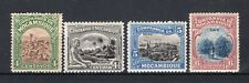 MOCAMBIQUE CIE Yt. 121/124 MH* 1918-1923