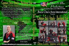 Bruce Chiu - Common Stick Attacks - Backhand Side DVD