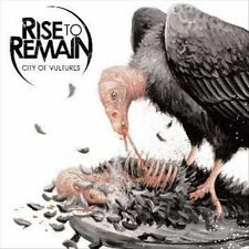 Rise to Remain - City of Vultures (2011)  CD NEW will combine s/h